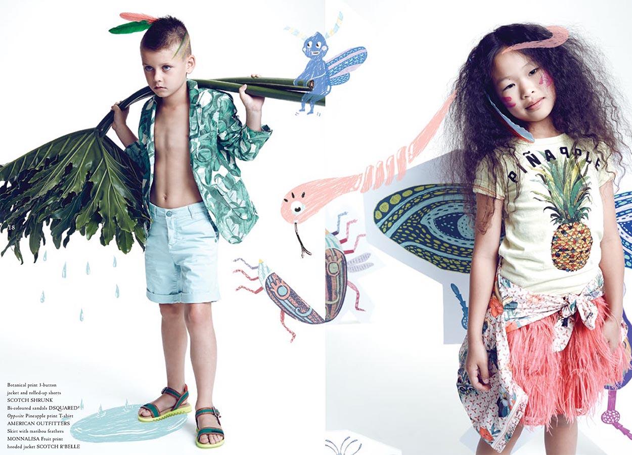 Sheridan Davey Kids Fashion